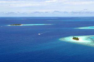 アリ環礁北部
