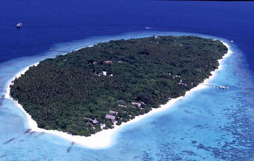 バア環礁1