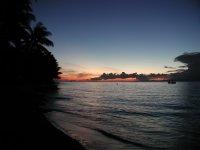 アポ島の海中