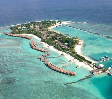北マーレ環礁1
