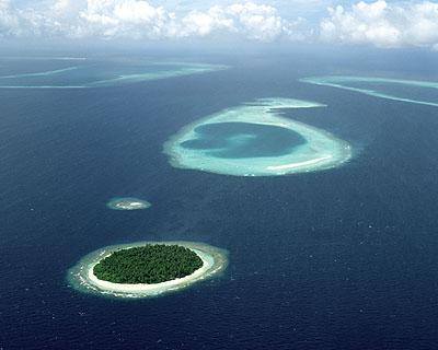 北マーレ環礁2