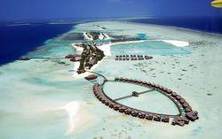 南マーレ環礁