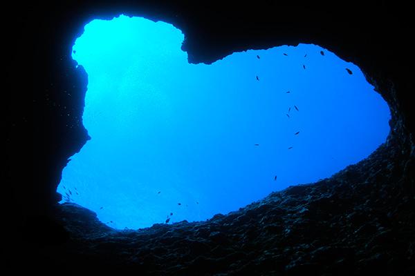 一度は潜りたいブルーホール